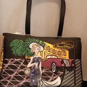prezzo Bags - Sequin & Beaded Ocean Drive New Bag